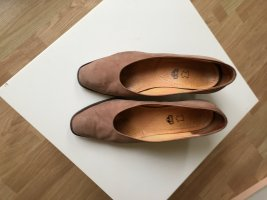 Mary Jane Pumps light brown