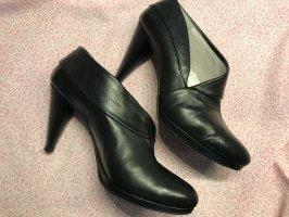 ae elegance Tacones de plataforma negro