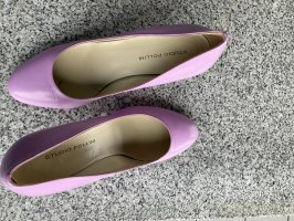 Pollini Loafer viola-rosa