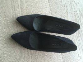 Paul Green Protège-orteil bleu foncé cuir