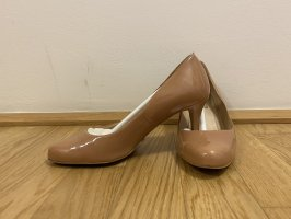 "Pumps ""Cate Gray"" nude"