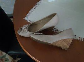 Chaussure décontractée beige