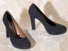 Pumps DEPÉCHE 37 Schwarz High Heels