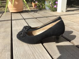 Gabor Slingback Pumps black leather