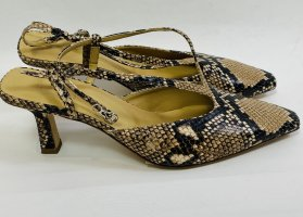 aeyde Mary Jane Pumps multicolored