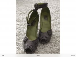 & other stories Tacones gris