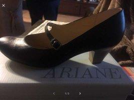 Ariane Escarpins à lanière noir