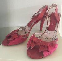 """Pumps in Lackleder, pink """"Fornarina"""", Größe 40"""