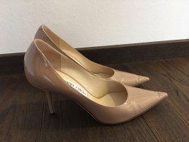 Jimmy Choo High Heels rose-gold-coloured