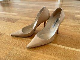 Jimmy Choo Classic Court Shoe nude