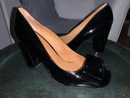 Tizian Zapatos estilo Oxford negro