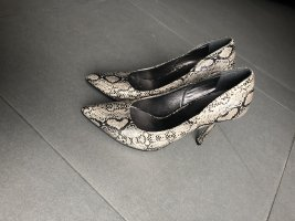 Pumps | Lederprint | Schlange | 38 | *NEU*
