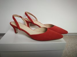 Pumps, Slingbacks Hallhuber *neu*