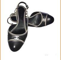 Chanel Décolleté modello chanel nero