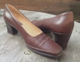 Classic Loafers brown leather