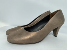 Paul Green Loafers bronze-colored