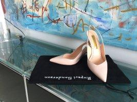 Rupert Sanderson Slingback pumps rosé-lichtroze