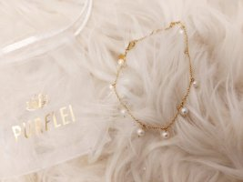 Purelei Anklet gold-colored