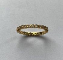 Purelei Anillo de oro color oro-color plata