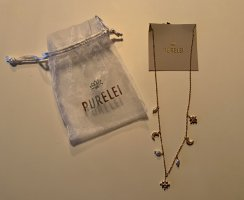 Purelei Necklace silver-colored-gold-colored
