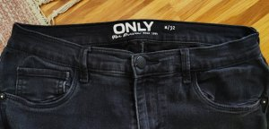 PUSH UP SKINNY FIT JEANS