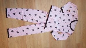 keine Ahnung Pyjama light pink polyester
