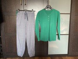 Schiesser Pyjama veelkleurig