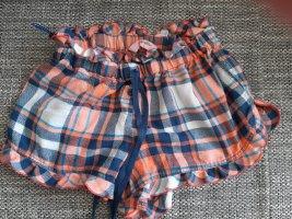 Hunkemöller Pijama naranja neón-azul