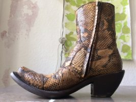 Python-Cowboy-Stiefel von Gianni Barbato