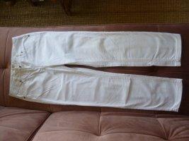 Qiero Jeans a gamba dritta bianco