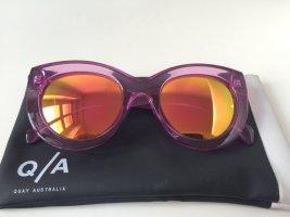 Quay Sunglasses pink