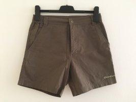 Decathlon Shorts marrone-grigio