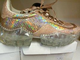 Chaussure skate gris clair