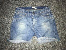 Quicksilver Jeans Shorts blau 26
