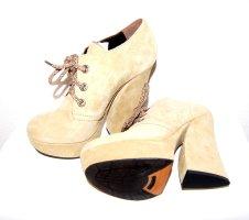 R&Renzi by Gianmarco Lorenzi Plateau Ankle Boots Gr. 36,5