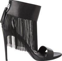 Rachel Zoe High Heel Sandaletten schwarz Elegant