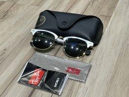 Rad ban Clubmaster Sonnenbrille