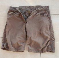 Tchibo / TCM Pantalone da ginnastica marrone-grigio-ocra