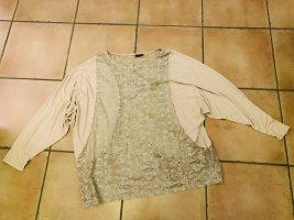 Bodyflirt Camicia a tunica beige chiaro-crema
