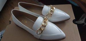 RAID Slip-on Shoes white