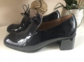 Ralph Harrison edle Schuhe blau Gr.39 NEU