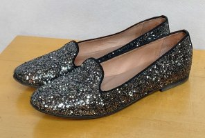 Ralph Harrison Pantofola nero-argento