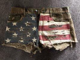 Ralph Laureen Jeans Shorts