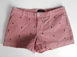 Ralph Lauren Anker Hot Pants Maritim Gestreift Gr. 34