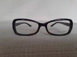 ralph lauren brillengestellt brillenfassung neu schwarz