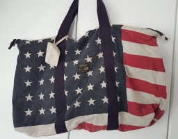 Denim & Supply Ralph Lauren Borsa da weekend multicolore