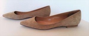 Ralph Lauren Collection, Ballerinas, , camel, EU 39, Neupreis € 350,-