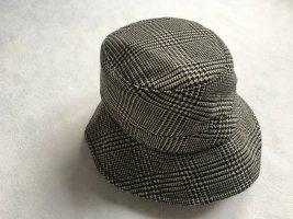 Ralph Lauren Collection, Bucket Hat,schwarz-weiß, 58 cm, Wolle/Baumwolle, neu, € 700,-
