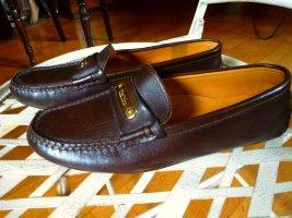 RALPH LAUREN COLLECTION Loafer Slipper 36