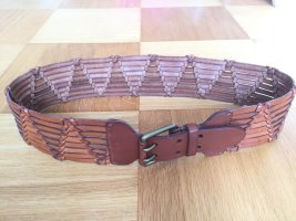 Ralph Lauren Braided Belt cognac-coloured-bronze-colored